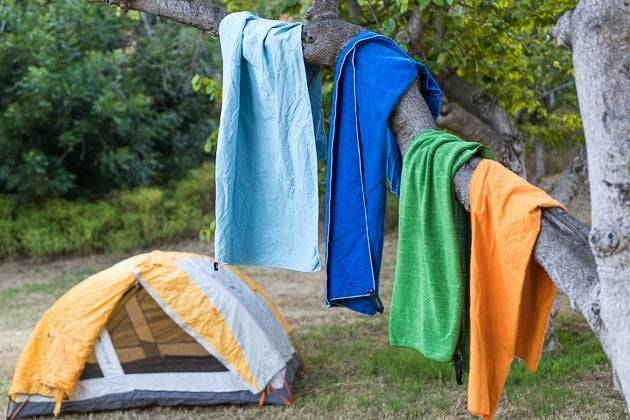 best-camping-towels